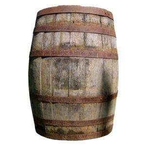 A Barrel of Laughs? No, Just a Barrel.