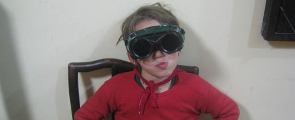Fonz welder goggles