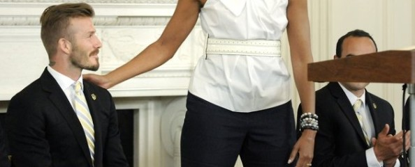 Michelle Obama Giant