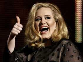 Adele hotcakes